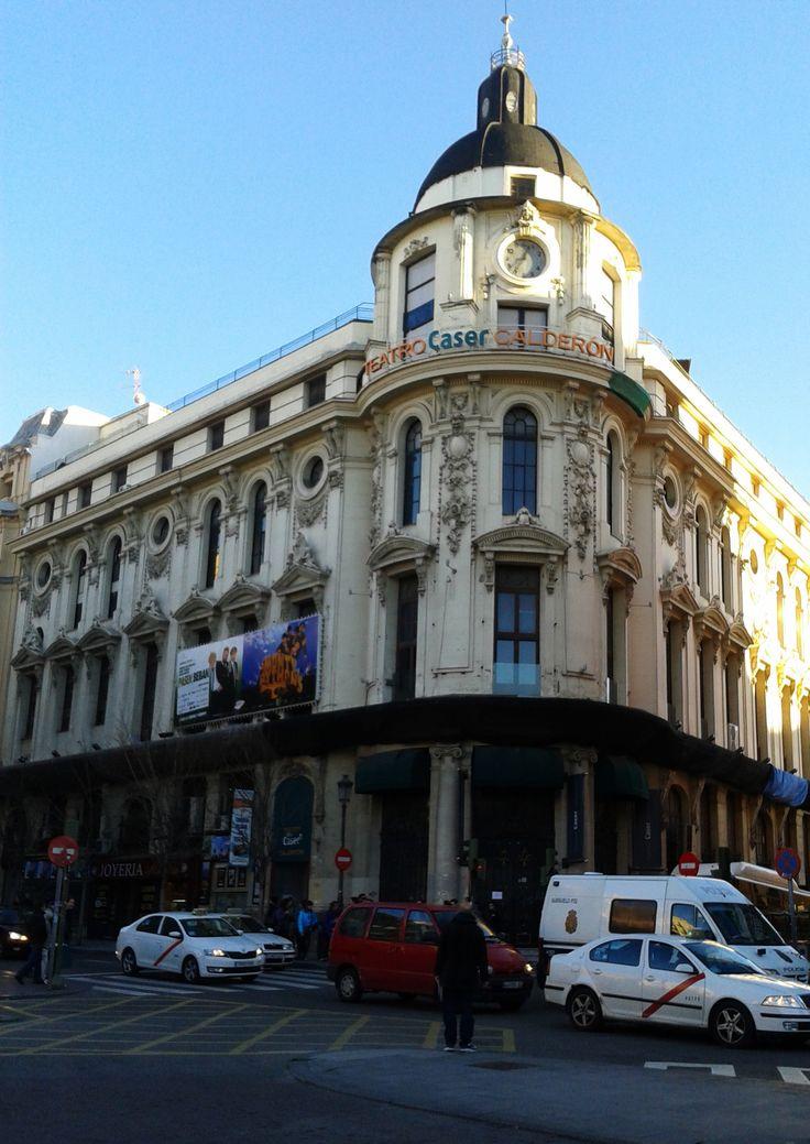 El Teatro Calderón