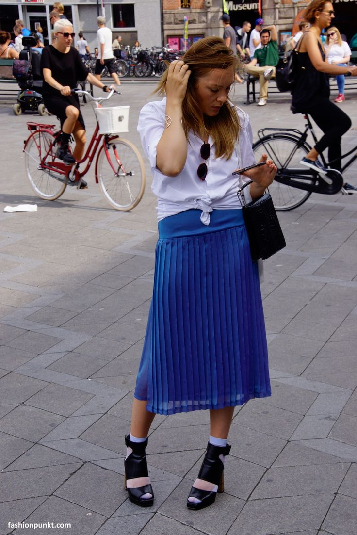 Outfit of Day 3 during Copenhagen Fashion Week SS15
