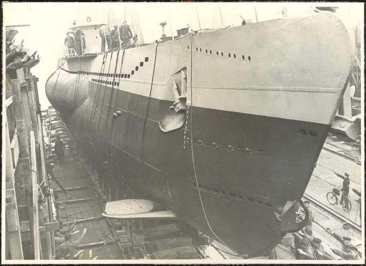 """Les """"U-Boot"""" de la seconde guerre mondiale en photos ..."""