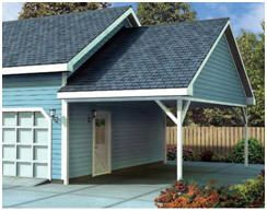 Garage and Carport Building Plans and DIY Garage Building Guide at WoodStore.com
