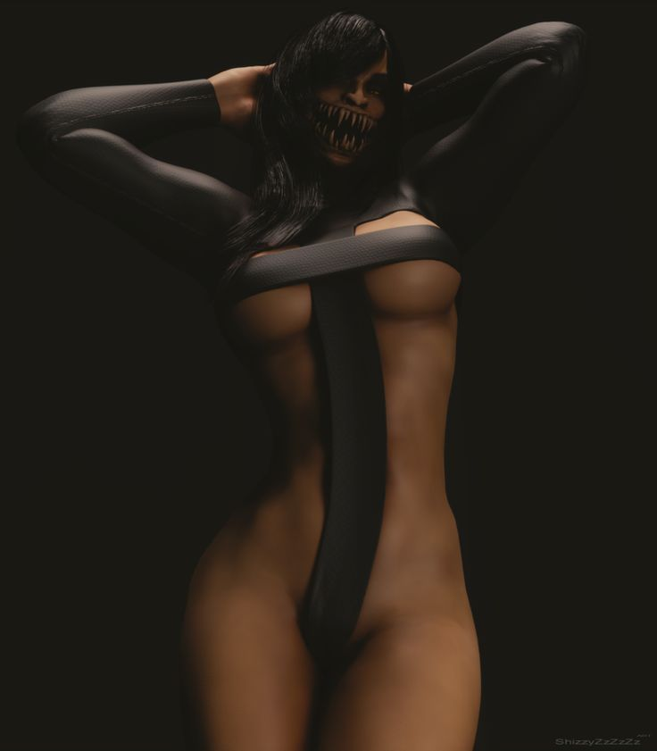 Mileena,Милена,MK Fighters,Mortal Kombat,Мортал Комбат, Mortal Combat,фэндомы,3d art,MK Ero