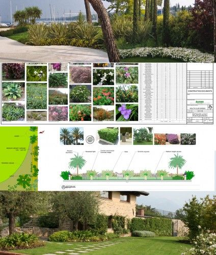17 migliori idee su Progettazione Di Giardini su Pinterest  Idee per il giardino di casa ...