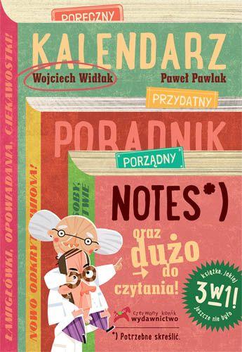 polska ilustracja dla dzieci: Zapowiedź - NIEkalendarz