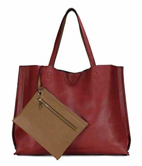 a47487962e25 Scarleton Stylish Reversible Tote Bag H1842  Scarleton  Tote ...