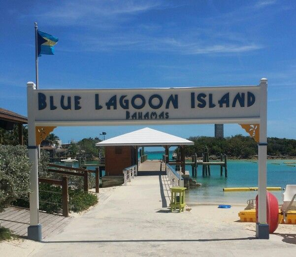 Blue Lagoon Island  / Bahamas / NCL .