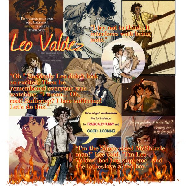 Leo Valdez Quotes