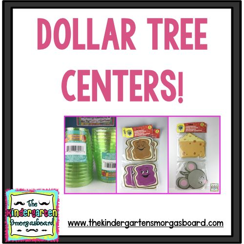 Check out this blog post to see 3 differentiated math centers using items from The Dollar Tree!  Dollar Tree Math centers with freebies!  Click here for your free resources!