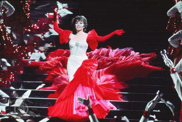 Liza Minnelli in New York New York.