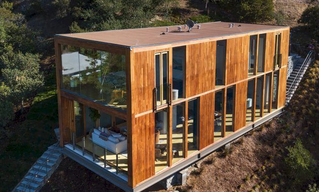 Laurel Canyon Boxhouse: Meditative and Exhilarating Architectural Tour with Cutting-Edge Design