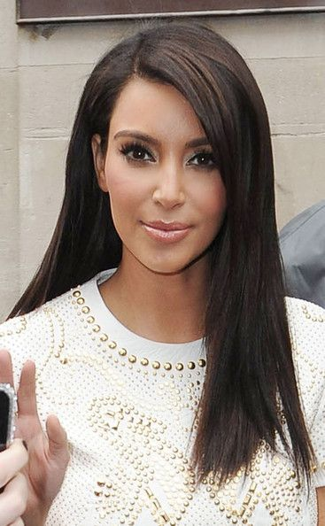 Kim Kardashian Photo - Kim Kardashian & Kanye West Hit Up The BBC Radio 1 Studio