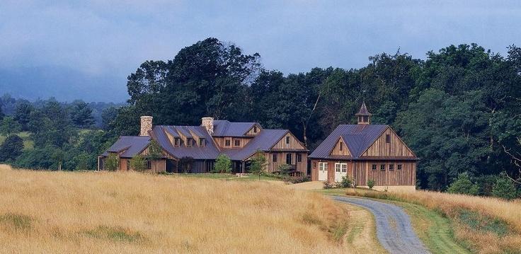 dream house: Copper Roof, Dreams Houses, Cars Barns, Bedrooms 4 5, 4 5 Bath, Wood Trail, Cottages Dreams, Blue Ridge, Beautiful Site