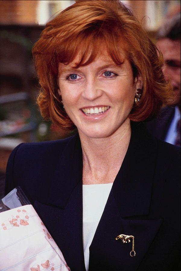 Sarah, Duchess of York in 1991