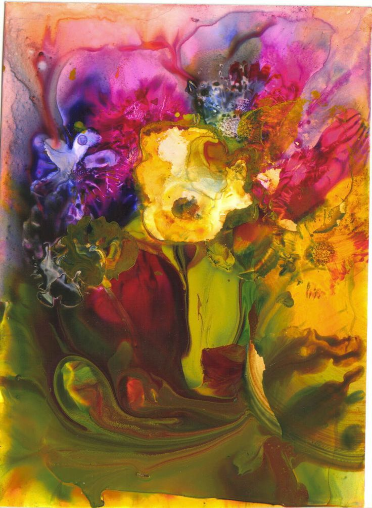 Flowers by Arlyn