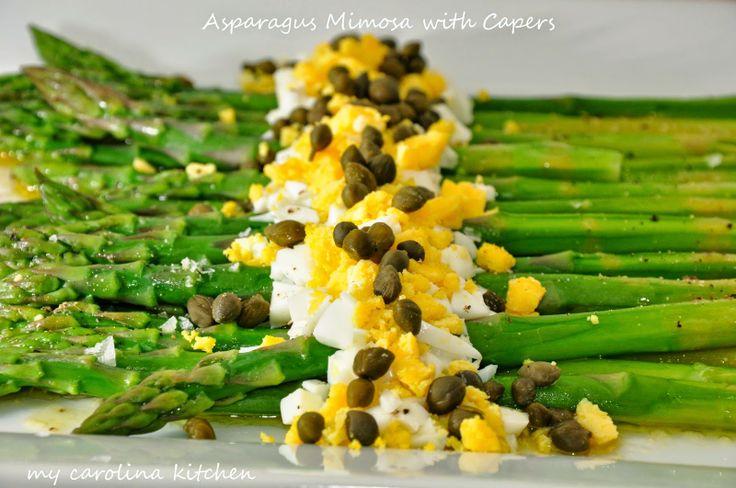 My Carolina Kitchen: A Medley of Asparagus Recipes