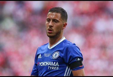 Eden Hazard speaks out on his Chelsea future amid Real Madrid transfer links