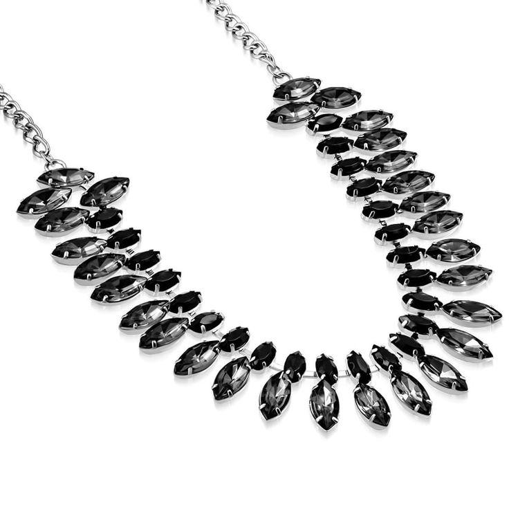 Dámský společenský náhrdelník