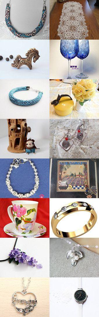 Holiday gift by tatyana pchela on Etsy--Pinned with TreasuryPin.com