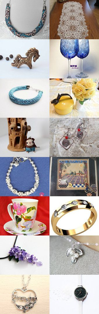 Holiday gift by tatyana pchela on Etsy--Pinned with TreasuryPin.com