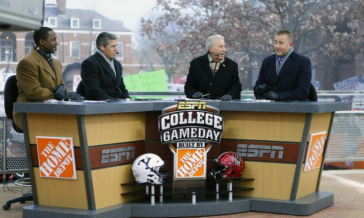 Predicting ESPN College GameDay Slate - Today's U With the college football season — which means ESPN College GameDay as well — a month away, we took to the season schedule to peg where GameDay will set up shop throughout the season.....