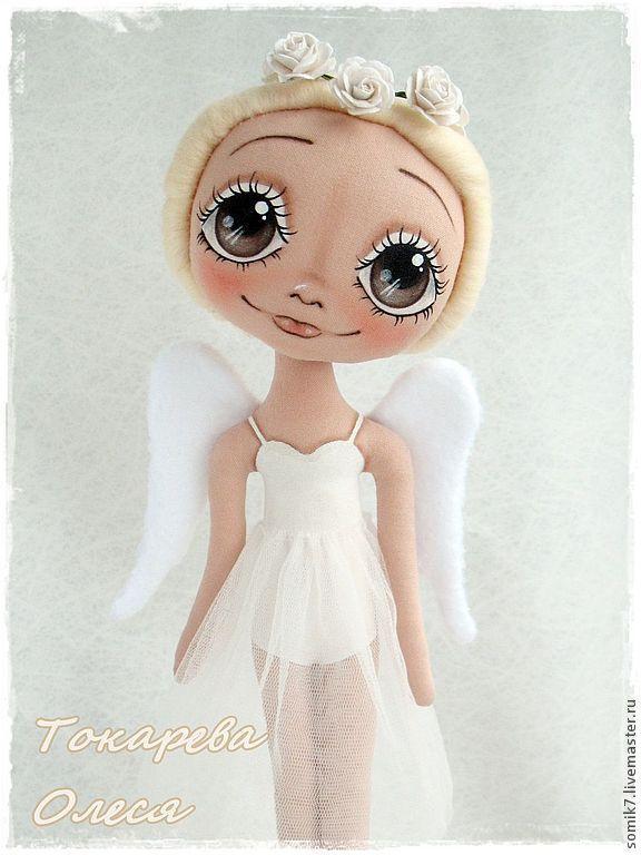 Bonequinha anjo