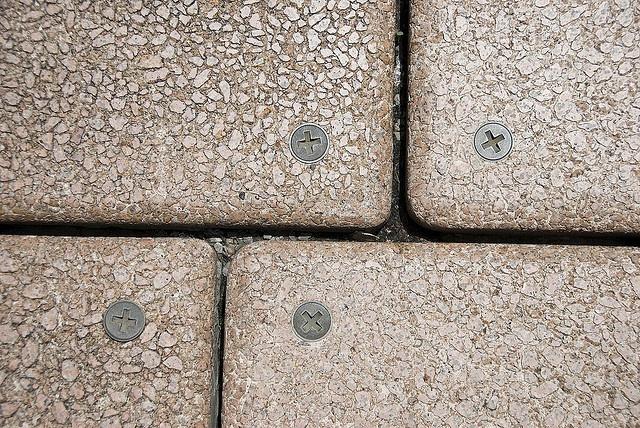 Sydney Opera House pavement tiles by yann.co.nz, via Flickr