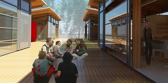 Modular Classroom Portland Oregon ~ Images about green classrooms on pinterest