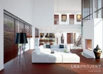 http://www.domynowoczesne.com/lkand1121-produkt-9100.html#wnetrza#wnetrz #design #projektydomow #projektywnetrz #lk&projekt #architekt