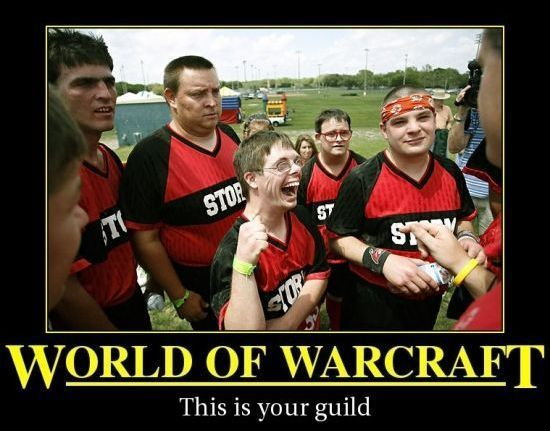 Why Guilds of WoW