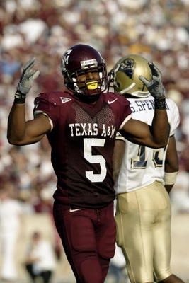 Terrence Murphy, Texas A & M Aggies