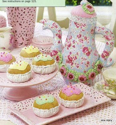 coser es fácil...: y qué tomamos hoy ....café o té