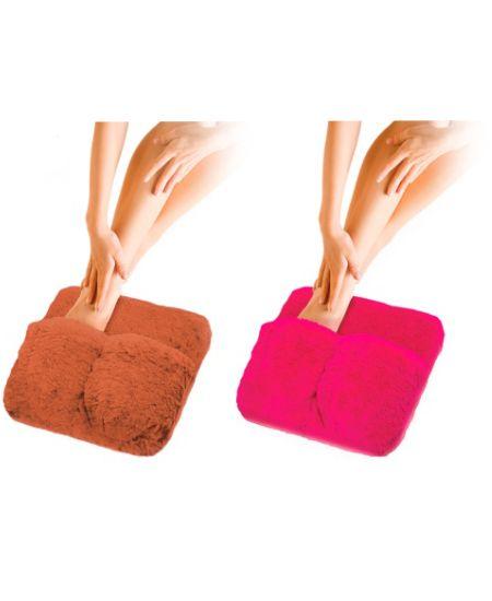 Momentul acela cand ajungi #acasa, te descalti de incaltaminte si iti bagi picioarele in 2 #papuci pufosi care iti face #masaj