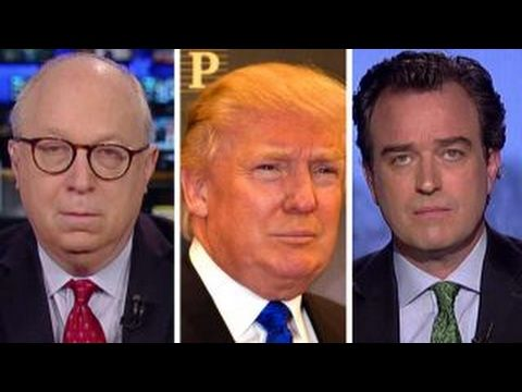 Schoen, Hurt debate if Dems are using Russia to slow Trump - YouTube
