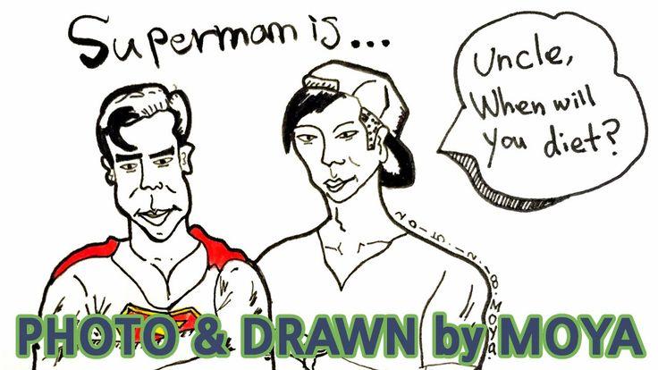 [MoyaTV] Photo & Drawn#1    손그림 영상 전시회#1
