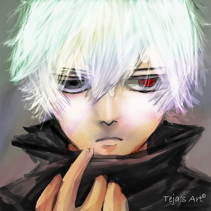 "Finally finished watching ""Tokyo Ghoul"" Season-2... It was amazing.. Though many suggest that the manga was better and i should read it iam still waiting for the 3rd season XD"