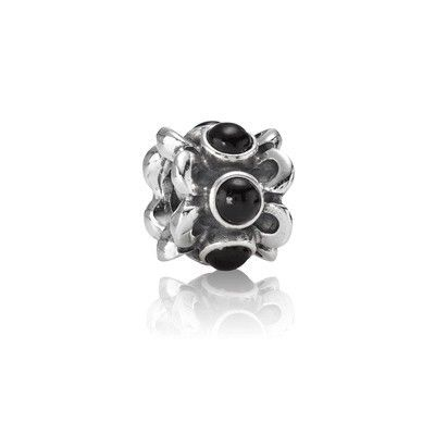How can I describe its beauty http://www.pancharming.co.uk/affordable-flowers-black-gems-bead-charm-pandora-sale-online