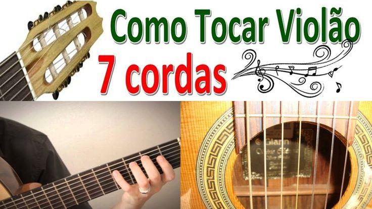 🎸Como Tocar Um Violão de 7 Cordas ♫ Exercício 47 do Ebook de Marco Berta...