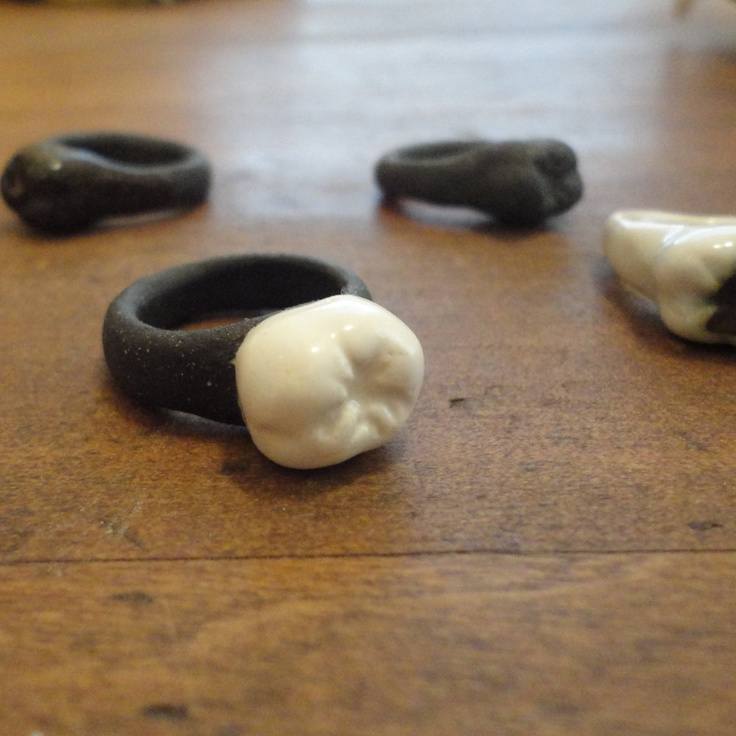 i want a tooth ring.