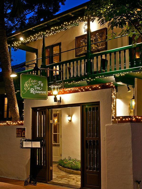 """Located next to Little Rhein, Fig Tree shares the title of """"Most Historic Restaurant in San Antonio"""" with its culinary neighbor. Operating out of a house built in 1853, in the city's La Villita district, the restaurant showcases classic American fare, such as roasted Texas Hill Country quail and Gulf Coast lump crab cakes."""