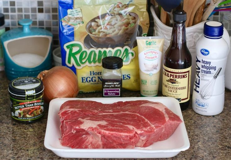 crock pot beef and noodles  recipe with images  beef
