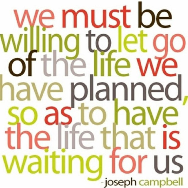 Yes.: God Plans, Remember This, Life Lessons, The Plans, Letgo, So True, Joseph Campbell, Inspiration Quotes, True Stories