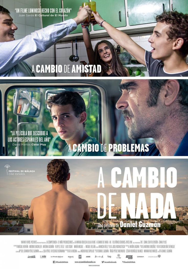 A cambio de nada - http://www.dailymotion.com/video/x2iqp33_a-cambio-de-nada-trailer_shortfilms