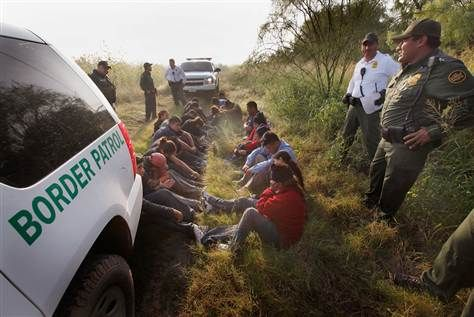 Muslim Terrorists Caught Crossing US Border - Watch the news report here..... and don't think that this administration as well as those in the past do not know about these congressional reports