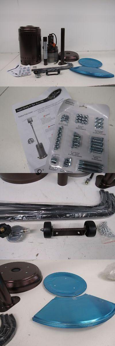 Patio Heaters 106402: Fire Sense Hammer Tone Bronze Commercial Patio Heater   U003e BUY IT