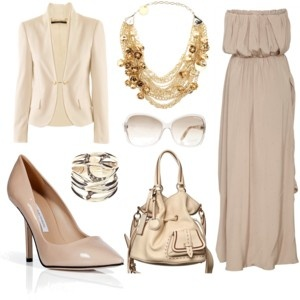 gold, khaki.  Don't know when I would ever need it but it's simply pretty;)