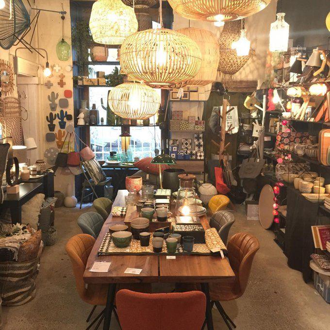 Cityguidedeco 5 Boutiques A Decouvrir A Rennes Maison Rennes Boutique Deco Rennes
