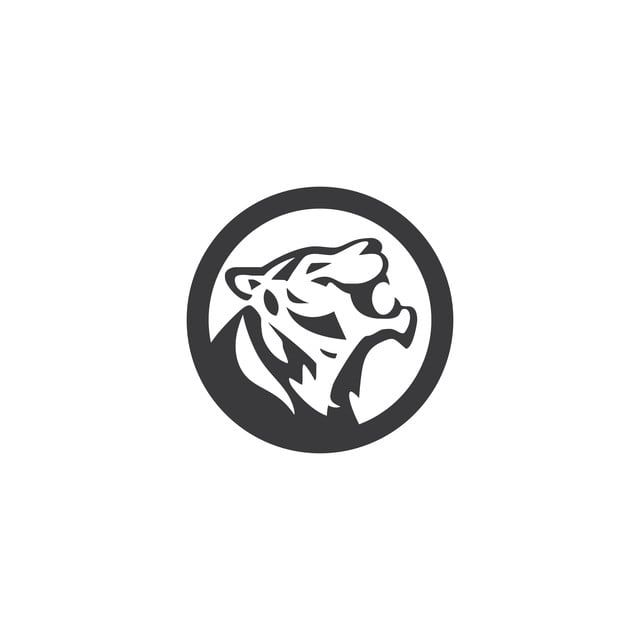 Tiger Logo Design Icon Vector Icon Illustration Vector Png And