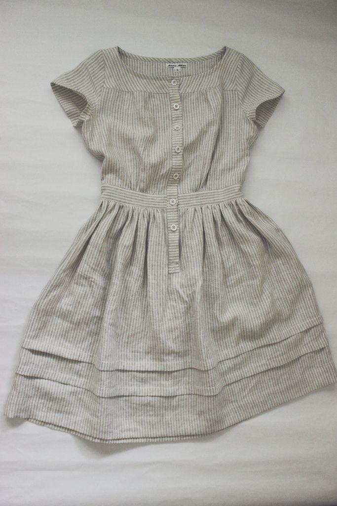 New seaside dress