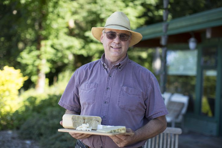 Try some locally made cheeses at Natural Pastures Cheese Company in Courtenay