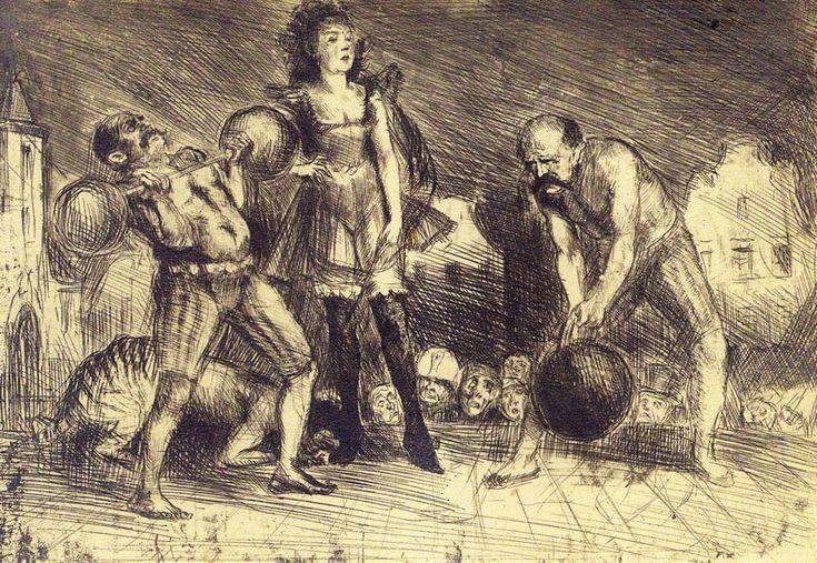 Mademoiselle Circe i jej trupa (Cyrk)