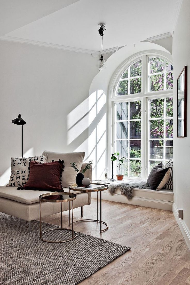 The perfect Swedish studio apartment for one